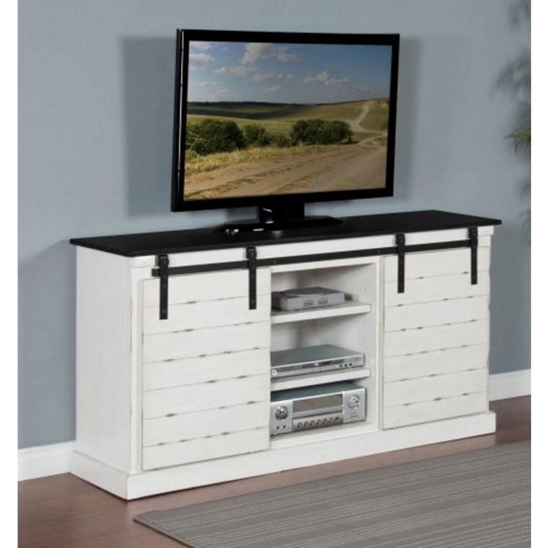 Fashionable French Country Tv Stands Throughout Sunny Designs Tv Stands French Country Tv Stand With Cable (View 8 of 20)
