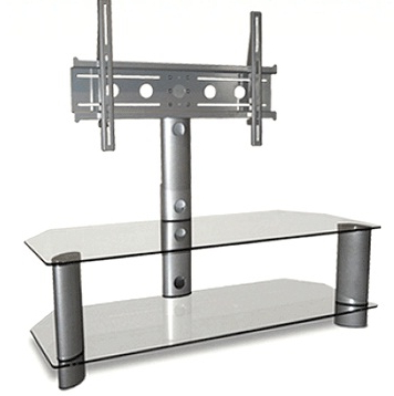 Fashionable Glass Tv Stands Entertainment Centers For Homes Upscale Pertaining For Glass Tv Stands (View 8 of 20)