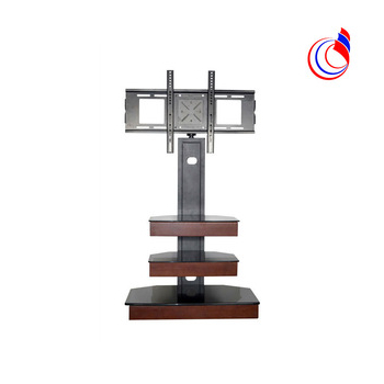 Fashionable Lcd Glass Tv Stand Bracket Tv Wall Mount Crt Tv Bracket In Most Recent Tv Stands With Bracket (View 7 of 20)