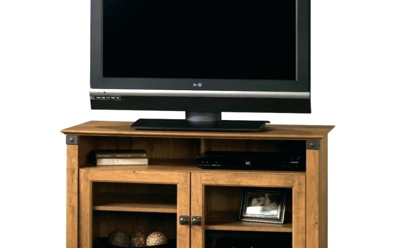 Fashionable Light Colored Tv Stands In Contemporary Light Brown Wood 4 Drawer Inch Standstudio Colored (View 5 of 20)