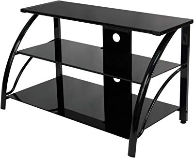 """Fashionable Maddy 70 Inch Tv Stands With Regard To Amazon: We Furniture 70"""" Espresso Wood Tv Stand Console: Kitchen (View 10 of 20)"""