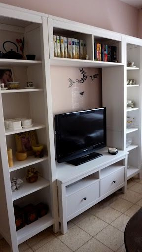 Fashionable Playroom Tv Stands For Ikea Hemnes Tv Stand And Book Cases For Kids Playroom, Similar Stand (View 7 of 20)
