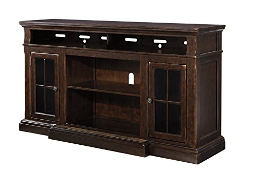 Fashionable Rectangular Tv Stands Regarding Amazon: Ashley Furniture Signature Design – Roddinton Tv Stand (View 6 of 20)