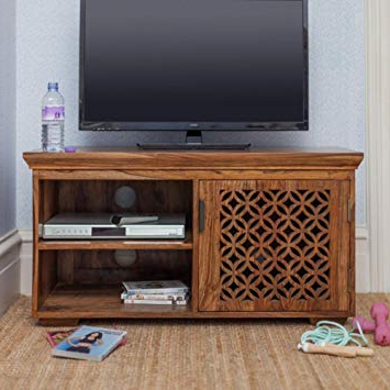 Fashionable Rjkart Sheesham Wood Wooden Tv Stands For Living Room (View 20 of 20)