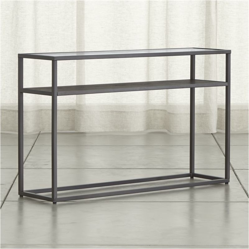 Fashionable Shop Switch Console Table With Shelf (View 8 of 20)