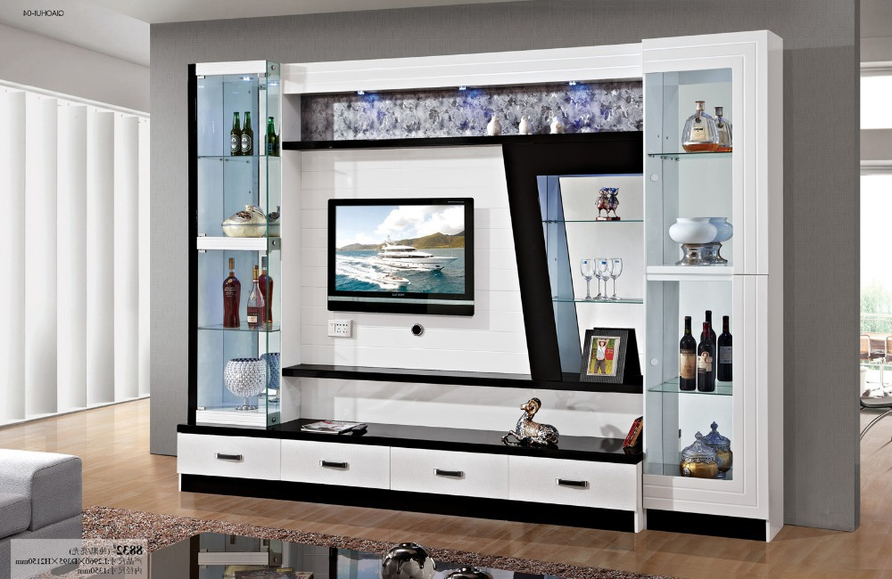 Fashionable Tv Display Cabinets With Wall Units: Astonishing Wall Display Units & Tv Cabinets Corner Tv (View 5 of 20)