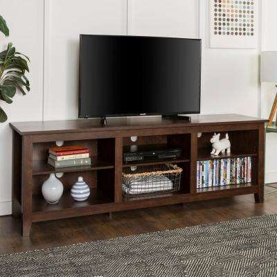 Fashionable Tv Stand – Tv Stands – Living Room Furniture – The Home Depot With Storage Tv Stands (View 5 of 20)
