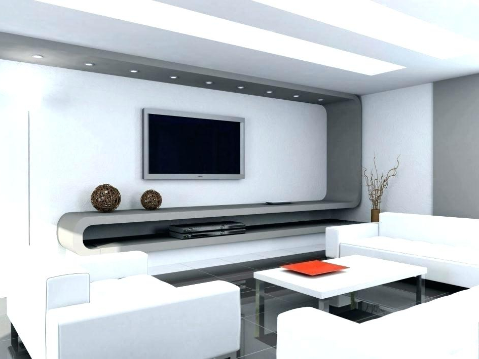 Fashionable Ultra Modern Tv Stands Regarding Minimal Corner Tv Stand – Home And Design Ideas Poolspatzen (View 4 of 20)