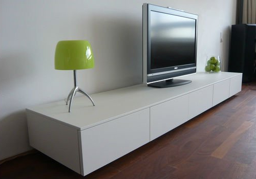 Fashionable White Tv Stand With Lower Price – Buy Tv Stand,white Plasma Tv Intended For Long Tv Stands Furniture (View 3 of 20)