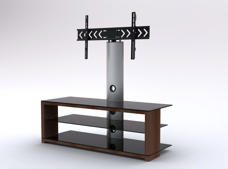 Fashionable Wooden Tv Stand Extraordinaire (View 7 of 20)