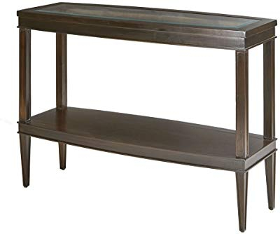 Favorite Amazon: Sei Kaden Teak Console Table: Kitchen & Dining For Natural Cane Media Console Tables (View 10 of 20)