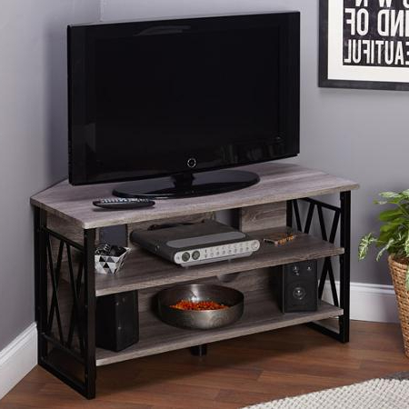 Favorite Black Corner Tv Stands For Tvs Up To 60 Within Cheap Corner 60 Tv Stand, Find Corner 60 Tv Stand Deals On Line At (View 17 of 20)