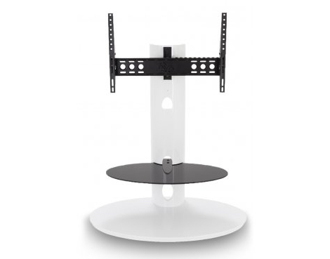 "Favorite Cantilever Tv Stands Within Avf Chepstow Corner Cantilever Tv Stand Wood For 32"" To 65"" Led (View 8 of 20)"