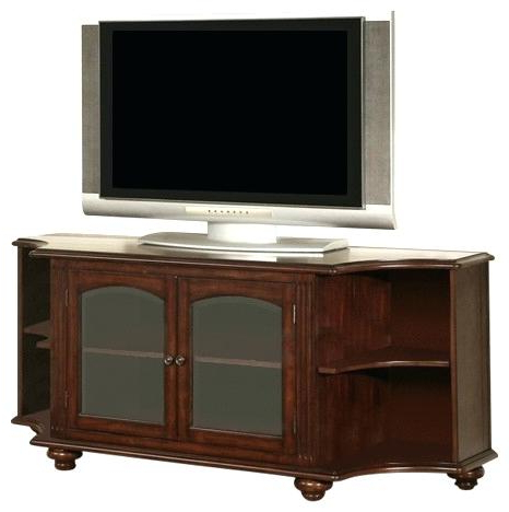 Favorite Cherry Wood Tv Cabinets With Cherry Wood Tv Stands Cabinets Traditional Carved Stand In Antique (View 2 of 20)