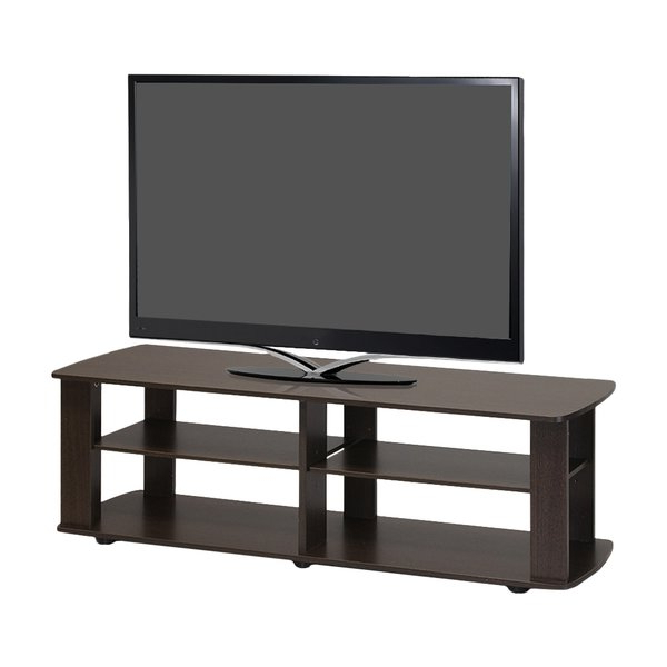 Favorite Dark Brown Tv Stand (View 5 of 20)