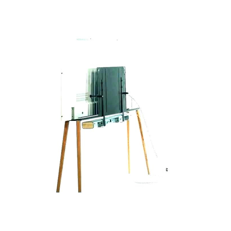 Favorite Easel Tv Stands For Flat Screens Throughout Easel Tv Stand Restoration Hardware On Wheels Inspired For Sale (View 10 of 20)