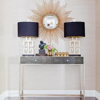 Favorite Faux Anthracite Shagreen Console Table Design Ideas Throughout Faux Shagreen Console Tables (View 10 of 20)