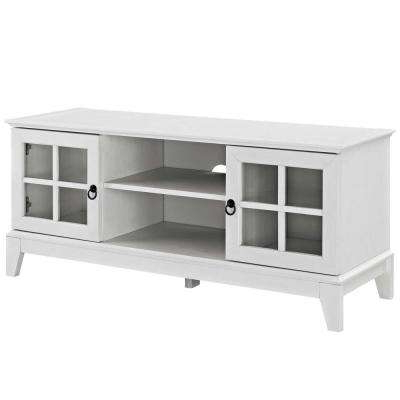 Favorite Mid Century Modern – Tv Stands – Living Room Furniture – The Home Depot For Century White 60 Inch Tv Stands (View 20 of 20)