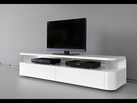 Favorite Modern Tv Stand Design Ideas Fit For Any Home – Youtube Throughout Fancy Tv Cabinets (View 12 of 20)