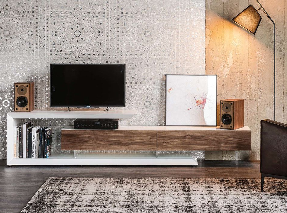 Favorite Modern Tv Stands Intended For Link Modern Tv Standcattelan Italia – $3, (View 8 of 20)