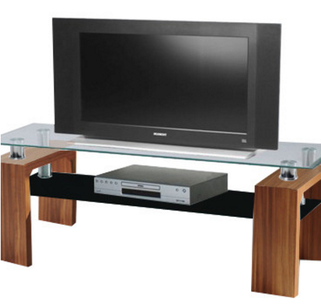 Favorite Noah 75 Inch Tv Stands Intended For 7 Glass Tv Stands For A Contemporary Living Room – Cute Furniture Uk (View 9 of 20)