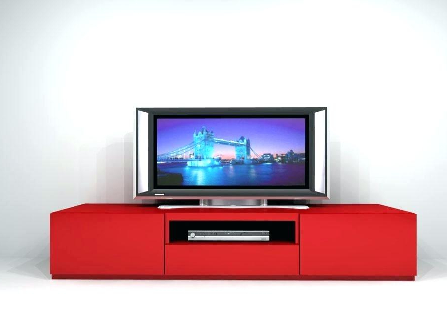 Favorite Red Tv Units Within Red Tv Cabinet Chromium 2 Red Cabinet For Red Ikea Red Gloss Tv (View 2 of 20)