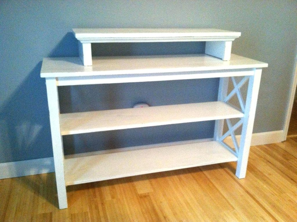 Favorite Tall Narrow Tv Stands With Regard To Narrow Tv Stand F – Geeknight (View 3 of 20)