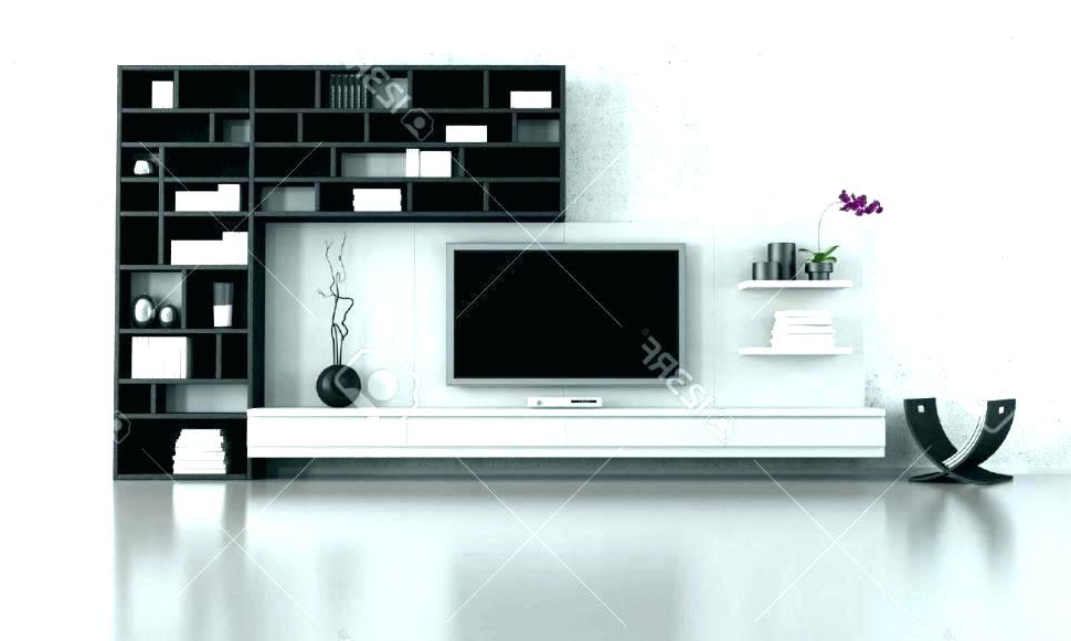 Favorite Tv Stands Bookshelf Combo Pertaining To Tv Stands Bookshelf Stand Bookcase Combo Living Room Stands With (View 4 of 20)