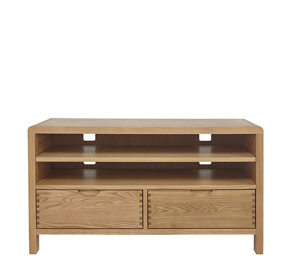 Favorite Tv Unit 100Cm Pertaining To Bosco Tv Unit – Tv & Media Cabinets – Ercol Furniture (View 4 of 20)