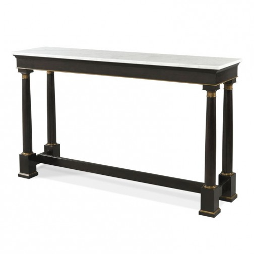 Favorite Ventana Display Console Tables Inside Woodbridge Furniture Tables, Desks, Chests, Cabinets (View 9 of 20)