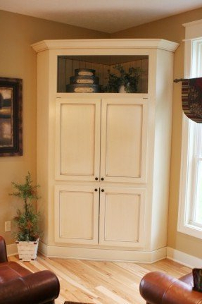 Flat Screen Tv Cabinets With Doors Shelves Storage Cabinet Ideas In Widely Used Corner Tv Cabinets For Flat Screens With Doors (View 12 of 20)