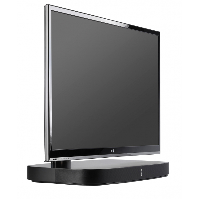 Flexson Flxpbtvst1011 Adjustable Tv Stand For Sonos Playbase Home For Popular Sonos Tv Stands (View 8 of 20)