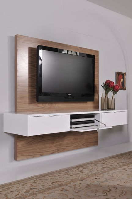 Floating Tv Cabinets Throughout Well Liked Ode2U – Floating Tv Unit Product Gallery … (View 2 of 20)