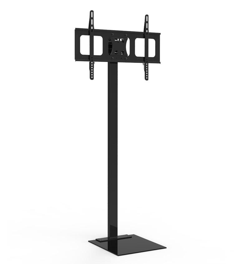 Floor Mount Tv Stand Floor Standing Tv Mount Amazing Good Simple Within Newest Freestanding Tv Stands (View 3 of 20)