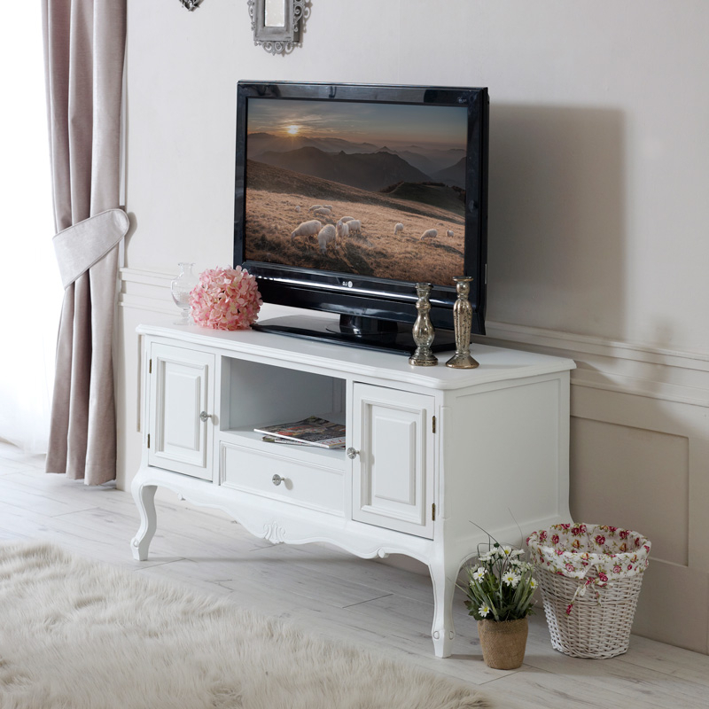 Flora Furniture Pertaining To Trendy French Tv Cabinets (View 7 of 20)