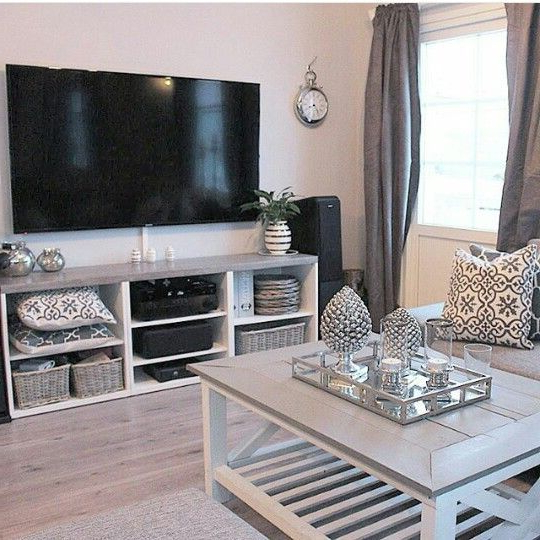 For The Within 2017 Silver Tv Stands (View 6 of 20)
