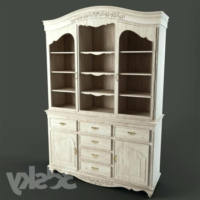 French Country Tv Cabinets For Most Recent French Country Corner Cabinet Curio – Kindery (View 8 of 20)