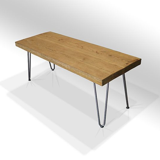 Funky Chunky Furniture With Hairpin Leg Tv Stands (View 4 of 20)