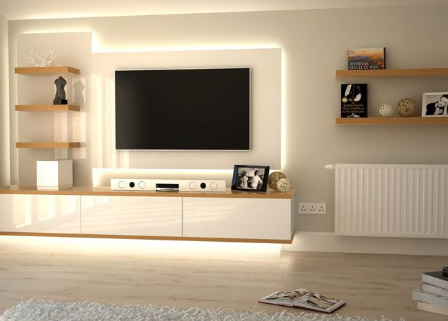 Furniture Design For Tv Cabinet Inspiration Inspiration Tv Room Regarding Well Known Fancy Tv Cabinets (View 10 of 20)