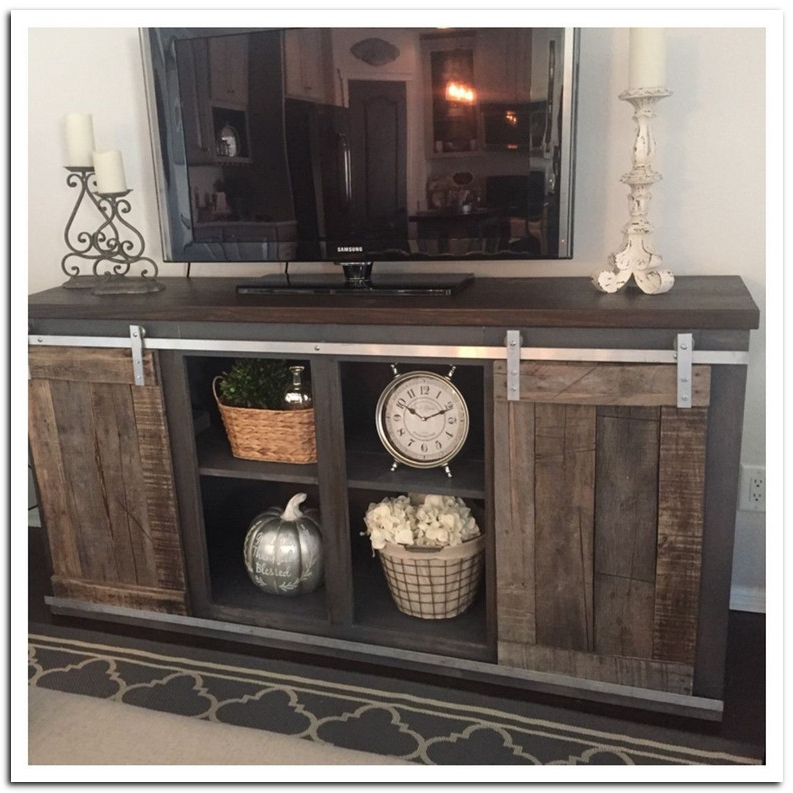 Furniture Modern And Unique Design With Regard To Most Current Rustic Looking Tv Stands (View 9 of 20)