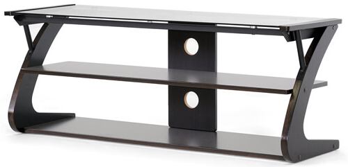 Glass Flat Screen Tv Stand Guide Intended For Tv Decorations 16 For Most Popular Glass Tv Cabinets (View 14 of 20)