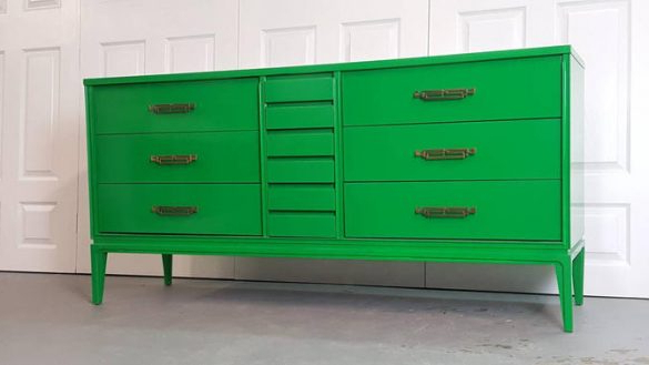 Green Tv Console Attractive Katie Gavigan Interiors Inspiration In Regarding Well Known Green Tv Stands (View 6 of 20)