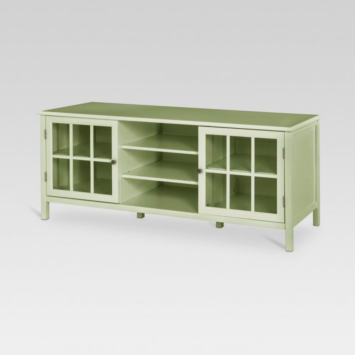 Green Tv Stands With Most Current Costco Tv Stand For Flat Screen Bayside Console Aqua Blue Green (View 12 of 20)