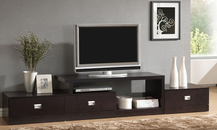 Groupon Throughout Contemporary Tv Stands (View 13 of 20)
