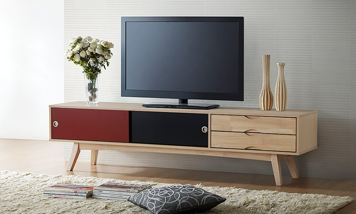 Groupon Within Trendy Scandinavian Tv Stands (View 6 of 20)