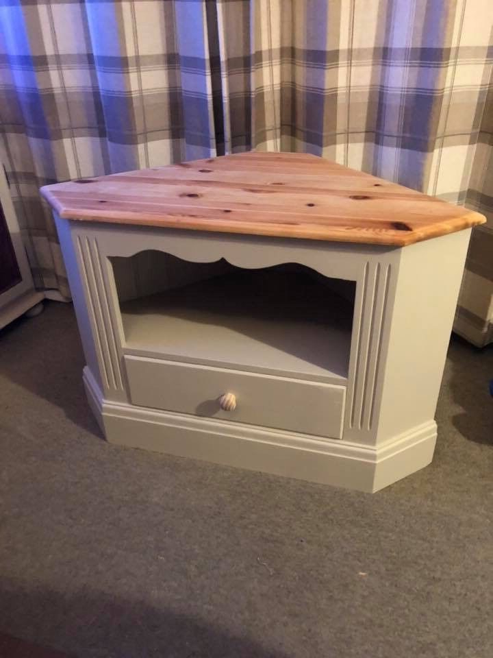 Gumtree Within Shabby Chic Corner Tv Unit (View 6 of 20)