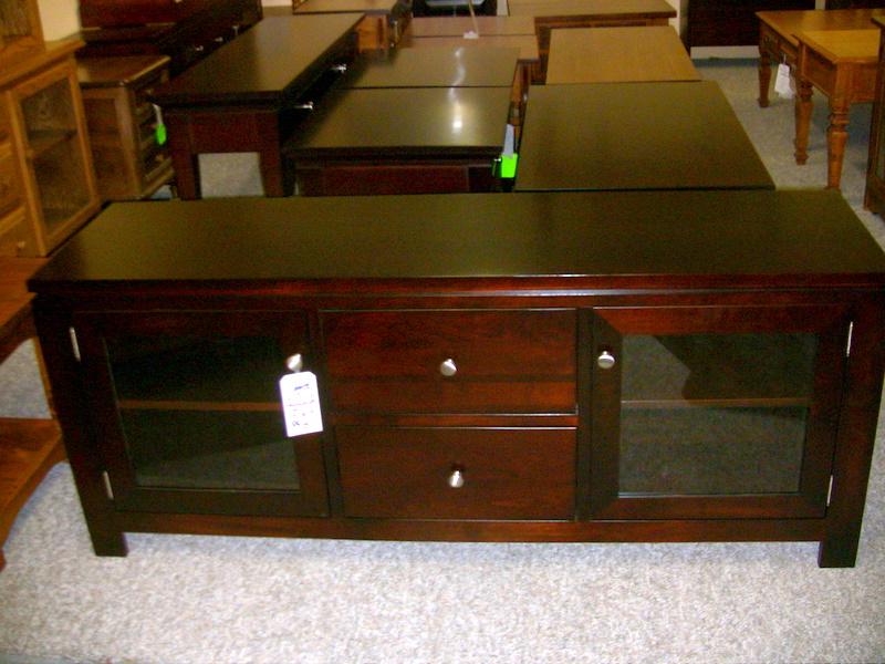 Handmade Cherry Hd Tv Cabinets, Custom Made Cherry Hd Tv Cabinets Inside Latest Cherry Wood Tv Cabinets (View 12 of 20)