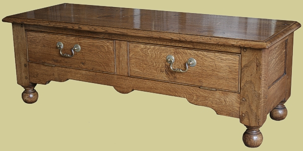 Handmade Within Most Up To Date Hardwood Tv Stands (View 17 of 20)