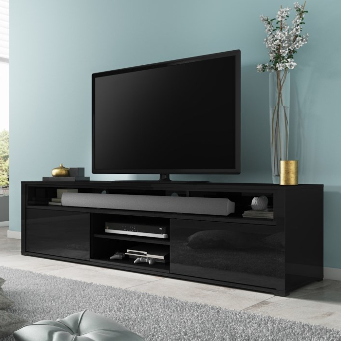 High Gloss Tv Cabinet (View 7 of 20)