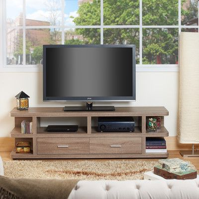 Hokku Designs Guilver Tv Stand & Reviews (Gallery 2 of 20)